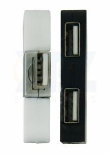 Hub USB com 4 Entradas