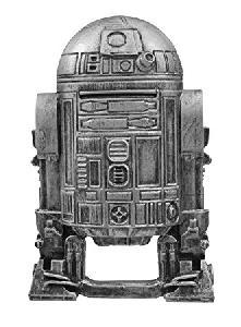 Abridor de Garrafa Star Wars  R2-D2