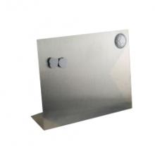 Porta Retrato Inox 11,5 x 14,0 cm