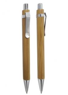 Caneta Ecológica Bambu 1090