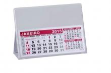 Calendário de Mesa Branco