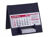 Calendario de Mesa com Suporte Para Rascunho