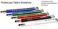 Caneta Esfero Plástica para Tablet