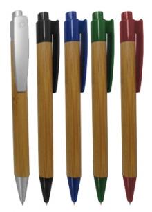 Caneta Ecológica Bambu 12172