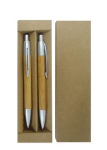 Conjunto caneta Ecológica com 2  Peças 12170
