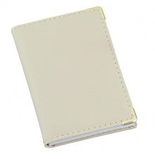 Caderno Mini Marrom Claro