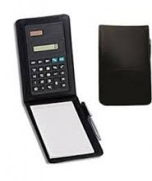 Bloco de Anotações Ecológico - 12241com Calculadora